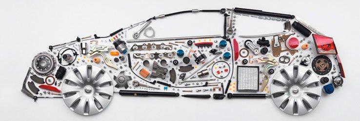 Tu stii cate piese are masina ta ?